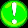 Icon caution - chu y