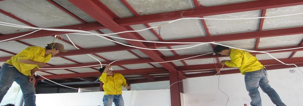 Thợ lằp đặt điện nước TPHCM